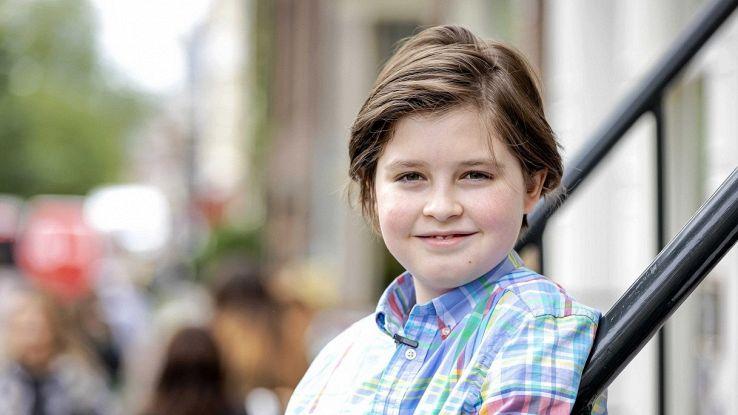 Chi è il genio di 11 anni che vuole rendere gli uomini immortali