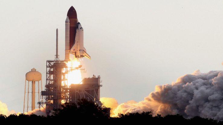 Lo space shuttle, un tempo simbolo dei viaggi spaziali per tutto il mondo.
