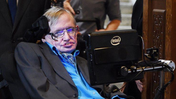 Confermata la teoria dei buchi neri di Stephen Hawking