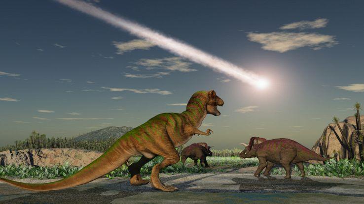 Nuovi studi sull'estinzione dei dinosauri