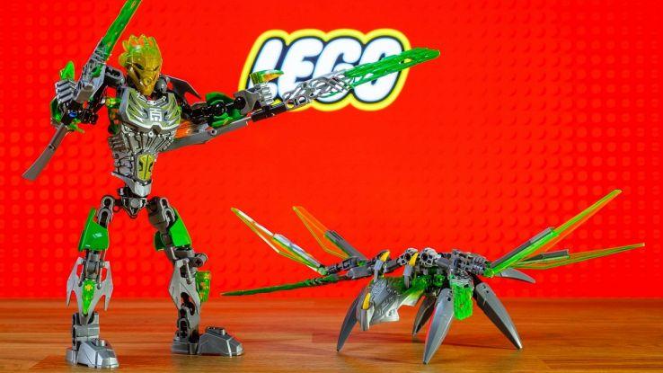 Tornano i Lego Bionicle: tutto quello che devi sapere