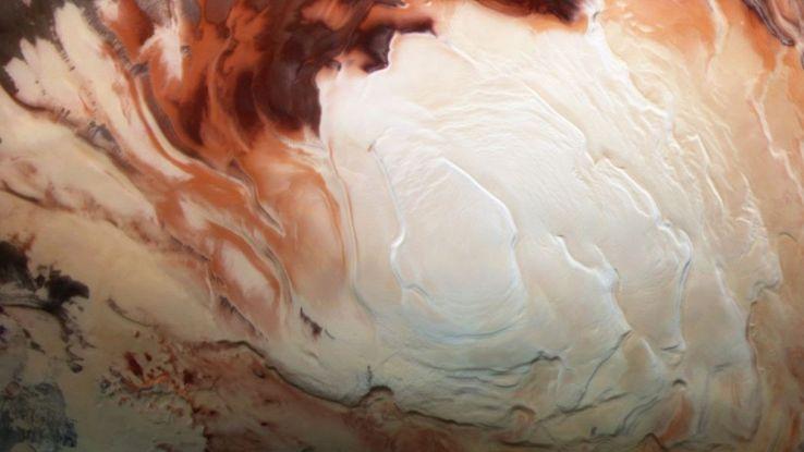 Acqua su Marte: lo studio che ribalta completamente le teorie