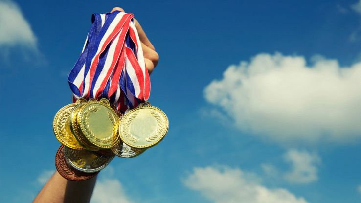 L'oro delle medaglie olimpiche viene da vecchi smartphones e tablet
