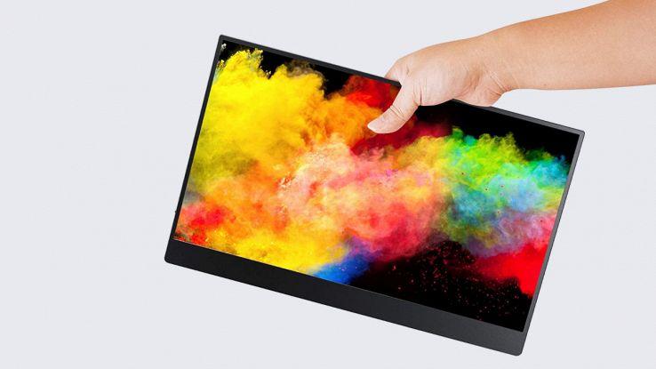 monitor portatile