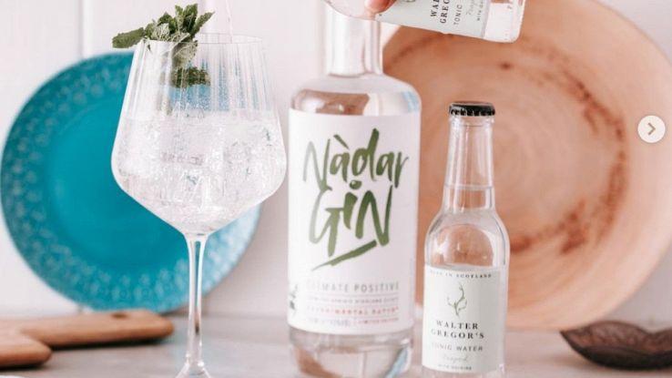Dalla Scozia arriva un gin ecologico prodotto dai piselli