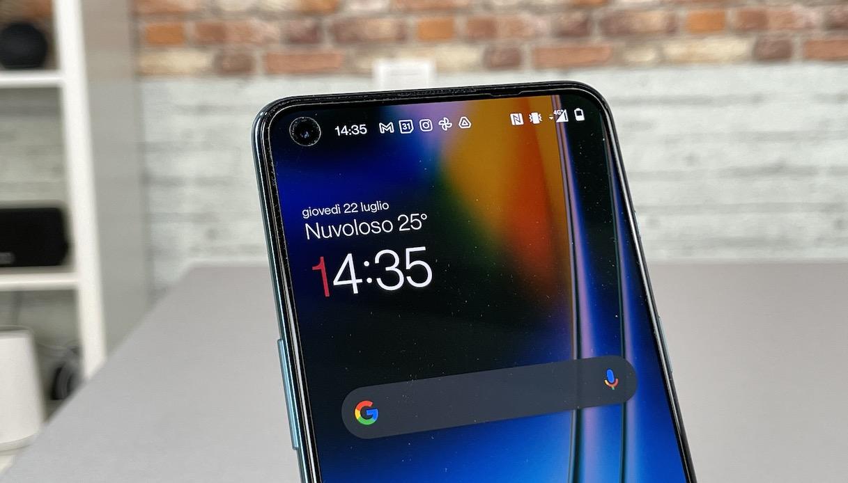 OnePlus Nord 2 Libero Tecnologia