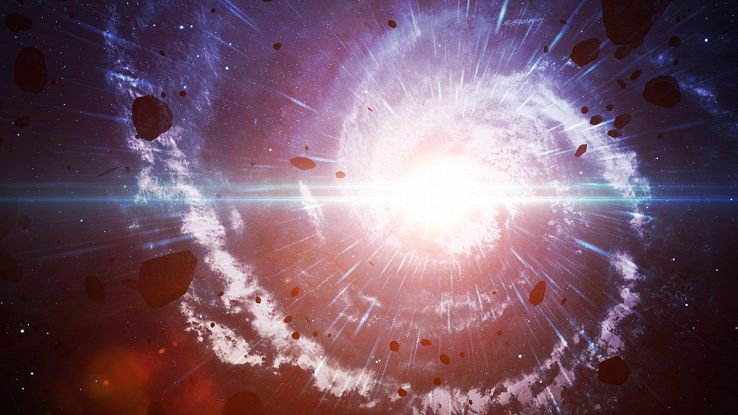 qual è l'origine dell'universo