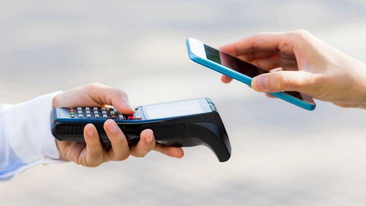 pagamenti elettronici smartphone