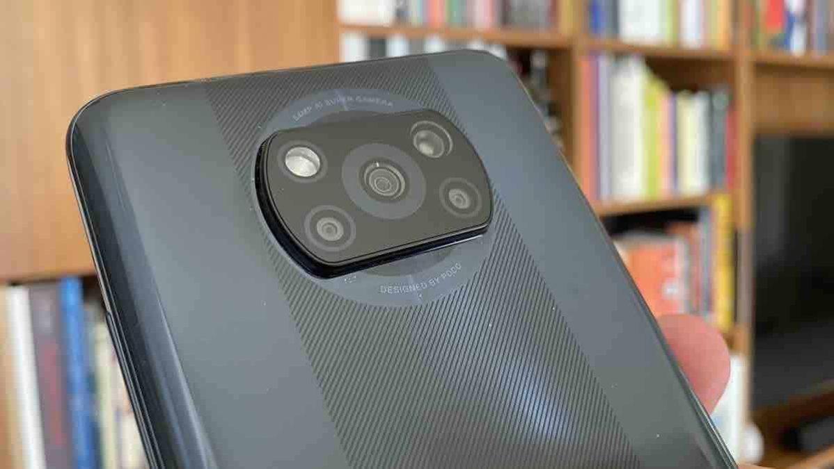 La fotocamera di POCO X3