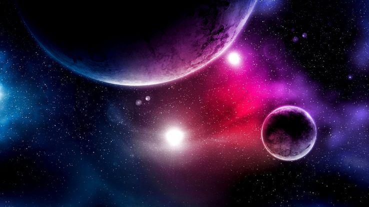 L'esopianeta gigante che vaga nella Via Lattea