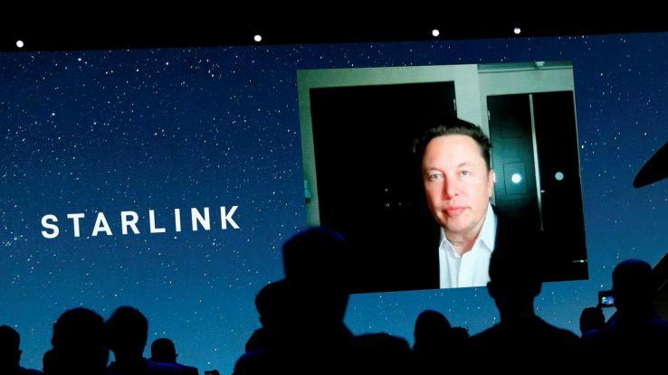 Starlink alla conquista del mondo: le parole di Elon Musk