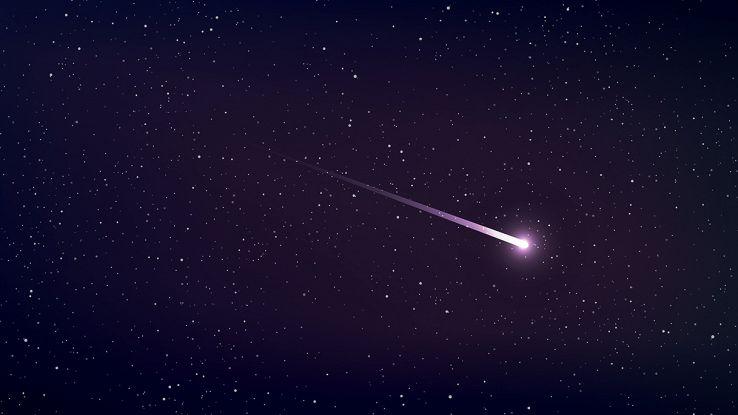 le stelle cadenti: cosa sono
