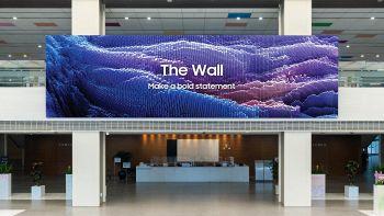 Samsung The Wall 100 pollici
