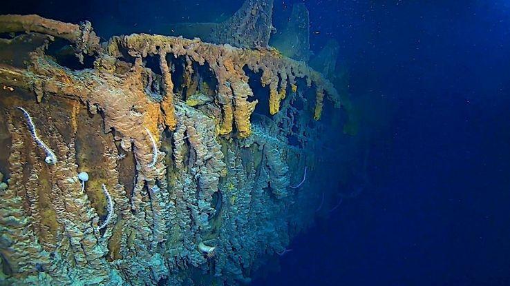 Il Titanic aperto ai turisti: tour nel relitto inabissato da 100mila dollari