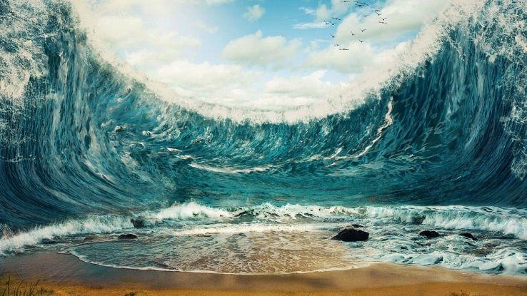 Finalmente sappiamo tutto sul gigantesco tsunami che uccise i dinosauri