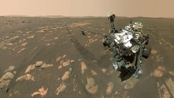 L'acqua iper salata potrebbe aver distrutto le prove della vita su Marte