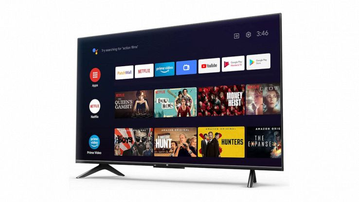 Xiaomi Mi Smart TV P1 50