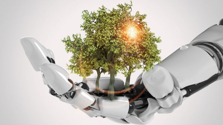 L'intelligenza artificiale al servizio del benessere globale