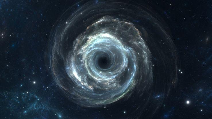 Il gas di enormi buchi neri può creare Tsunami galattici