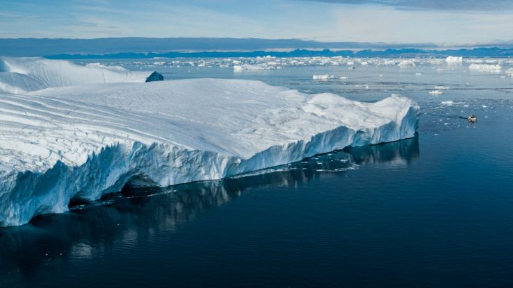 Il ghiaccio sciolto in Groenlandia ricoprirebbe la Florida