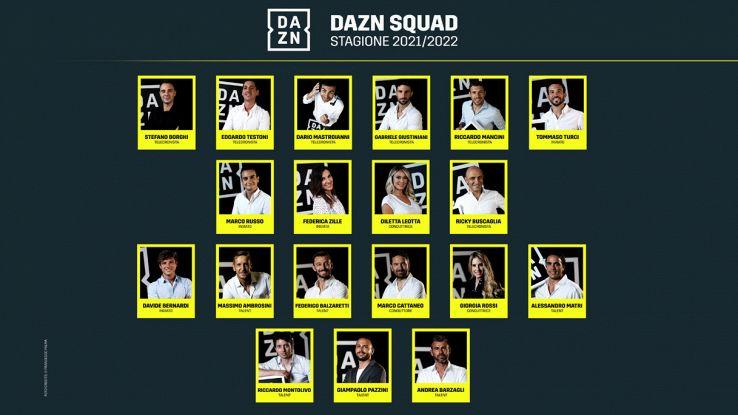 La Serie A TIM 2021-2022 ai nastri di partenza: cosa propone DAZN