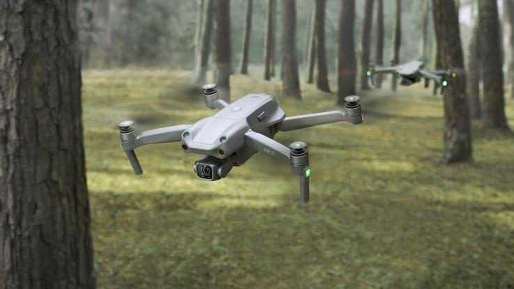 Il drone DJI Air 2s