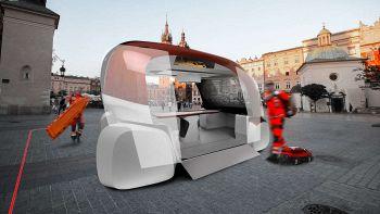 L'ambulanza del futuro