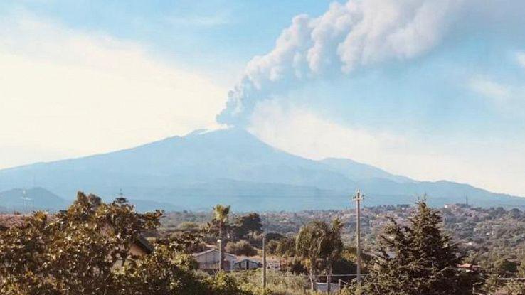 L'Etna ha una nuova vetta: è diventato più alto