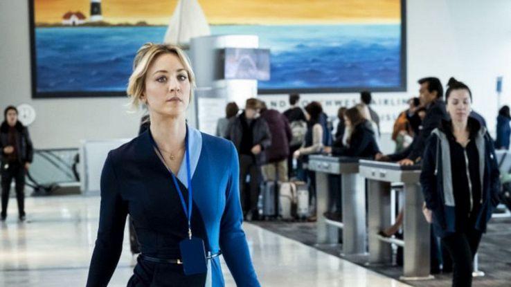 l'assistente di volo serie tv