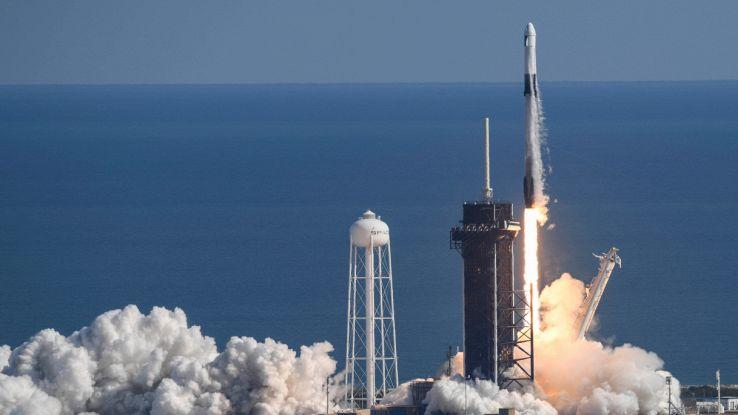 Space X e la carenza di ossigeno liquido