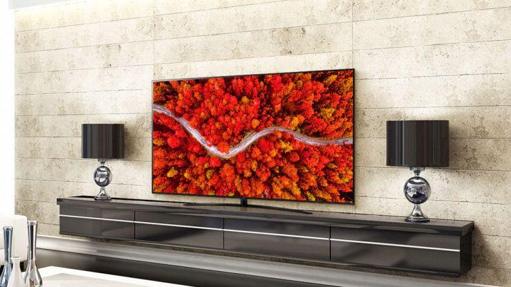 smart tv LG 75UP75006LC 75 pollici
