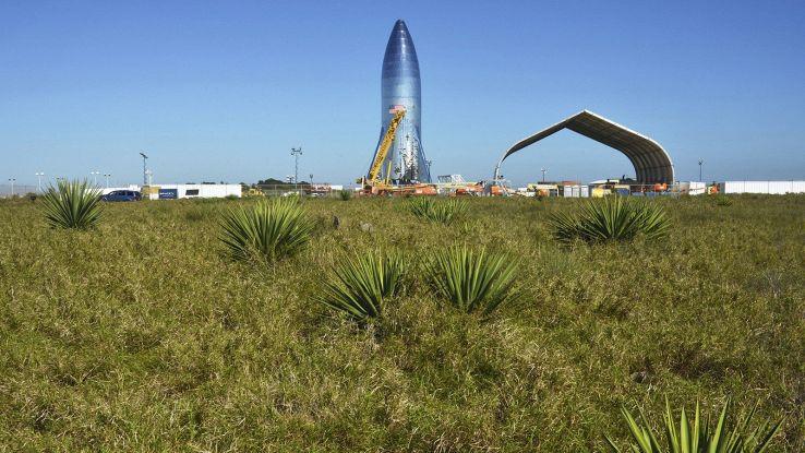 Starship pronta per il volo orbitale di prova