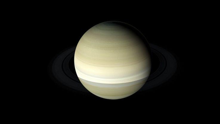 L'esperimento per ricreare la luna di Saturno in una provetta