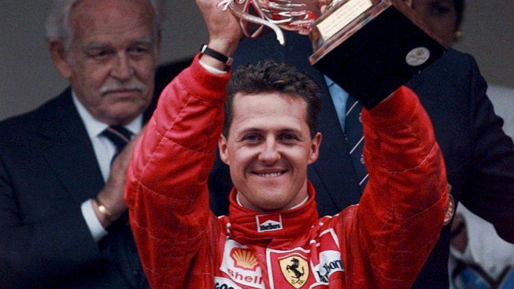 Netflix: docu-film Schumacher il 15 Settembre