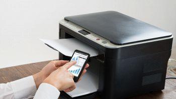 stampare da smartphone