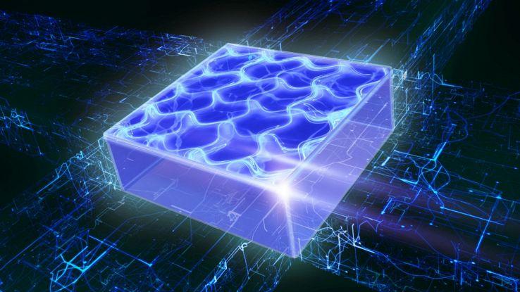 Creato il supersolido in 2D, un materiale quasi magico