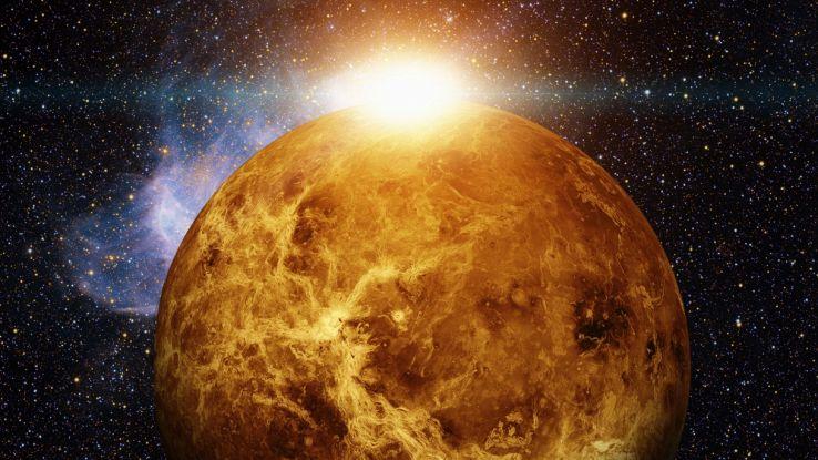 L'incontro di Venere con una cometa