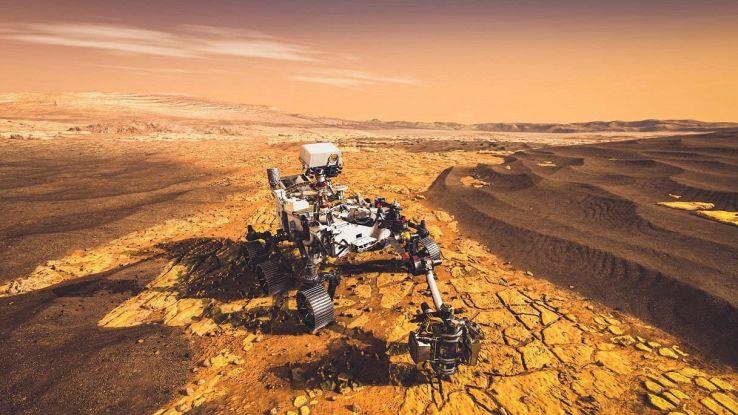 Secondo un nuova teoria, la vita su Marte è possibile