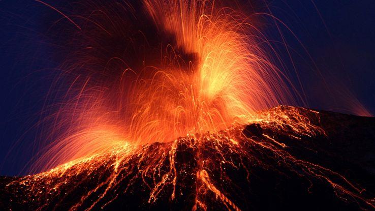 I vulcani potrebbero aiutarci contro le emissioni di C02