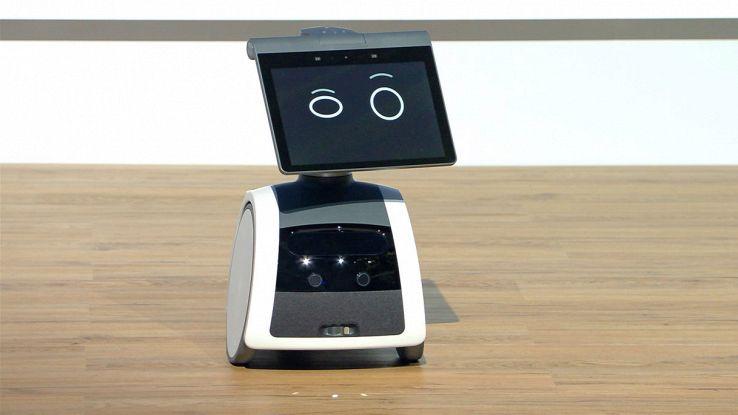 Astro, il robot di Amazon