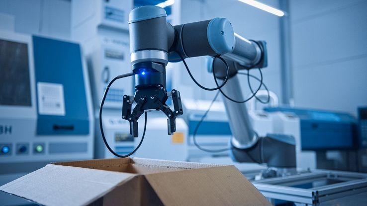 Le app di automazione e robotica nell'indistria