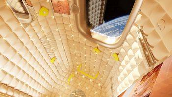Axiom Space sta costruendo il primo hotel orbitante della storia