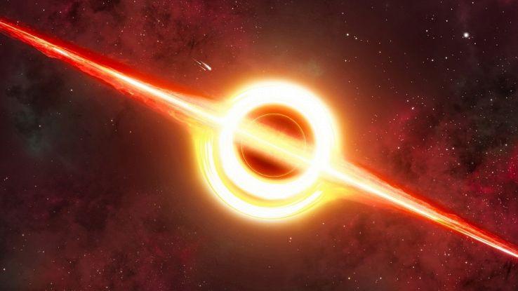Buchi neri, mistero sempre più fitto: li circondano anelli fantasma