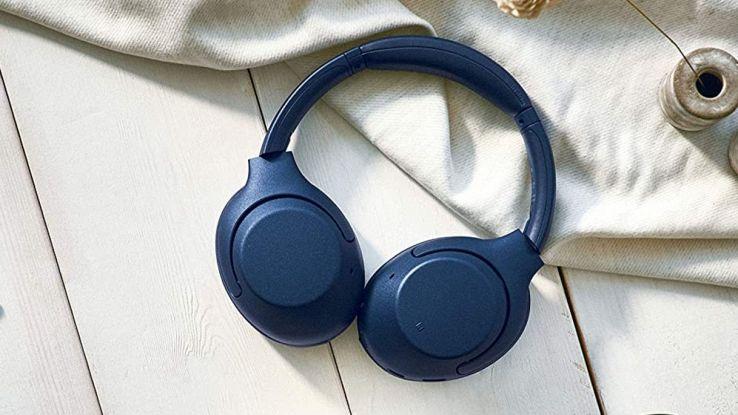 cuffie sony wh-xb900n