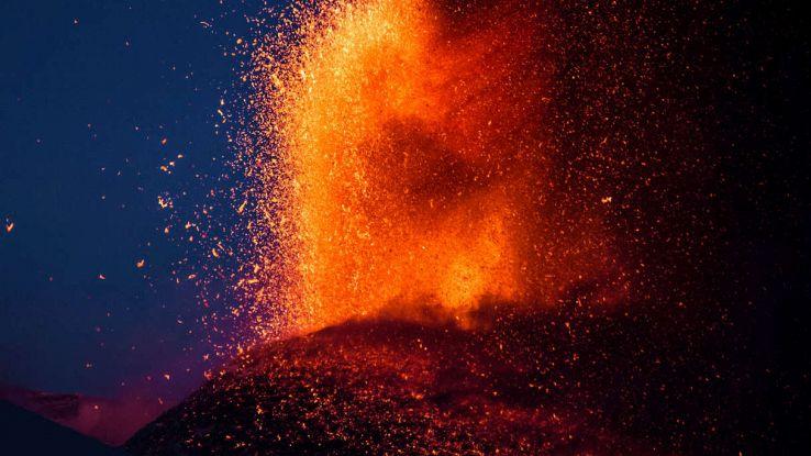 Occhi sull'Etna: i ricercatori dell'Ingv sul campo