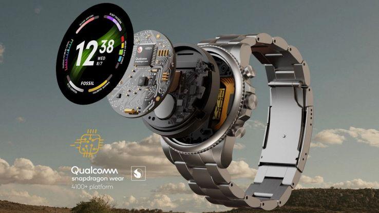 smartwatch fossil gen 6