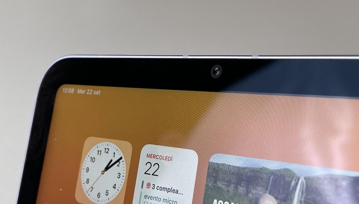 Fotocamera Anteriore iPad Mini