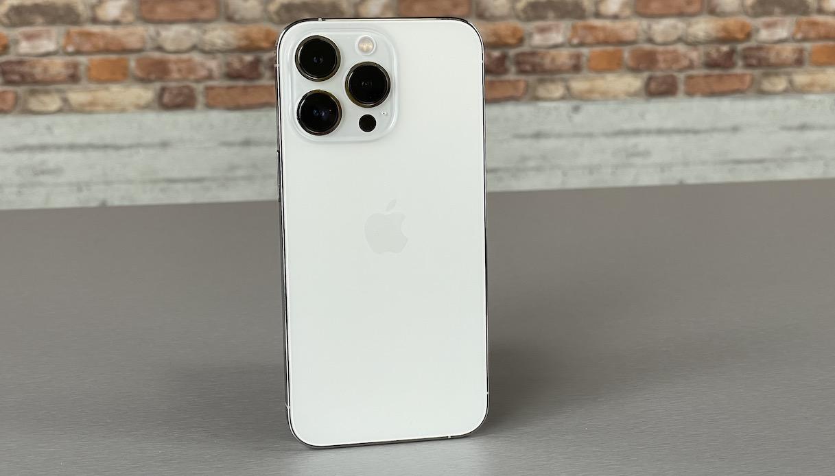 fotocamera iPhone 13 Pro