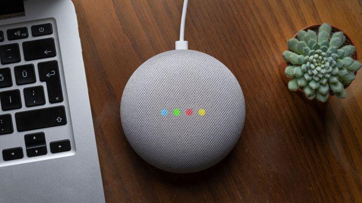 google home mini comandi vocali