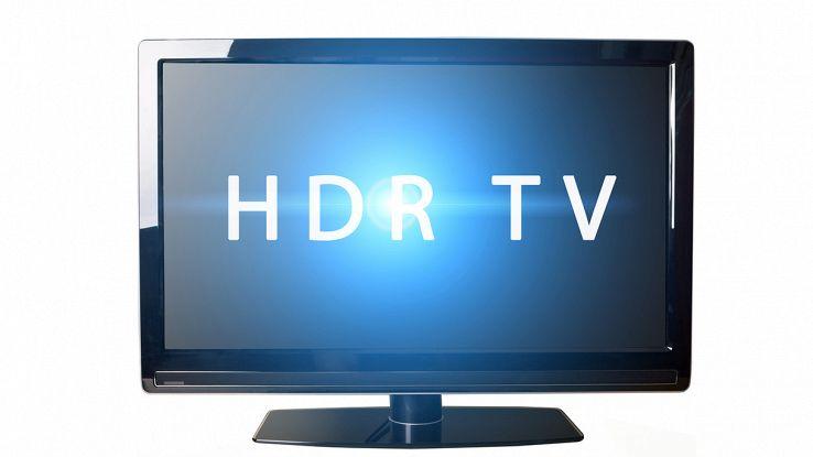 cos'è l'hdr tv